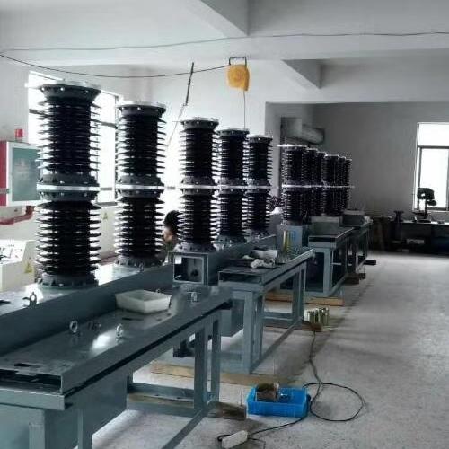 安阳市35KV柱上高压断路器ZW32-40.5电站型