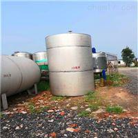供应 二手储水罐 10立方不锈钢储罐