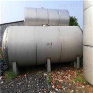 长期出售 二手储水罐 20立方不锈钢储罐