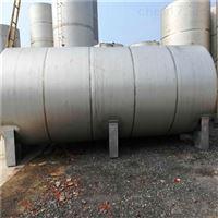 供应 二手储水罐 30立方不锈钢储罐