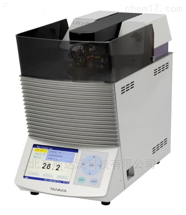 自动TAG闭口杯法闪点测定仪atg-8 系列