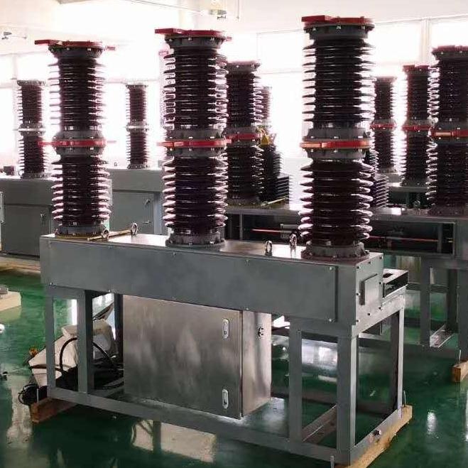 ZW7-40.5/630A高原型电动操作真空断路器
