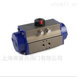 气动执行器 工作方式分为直行程和角行程