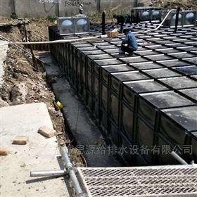 地埋水箱SW288m³装配式地埋箱泵一体化新型材料