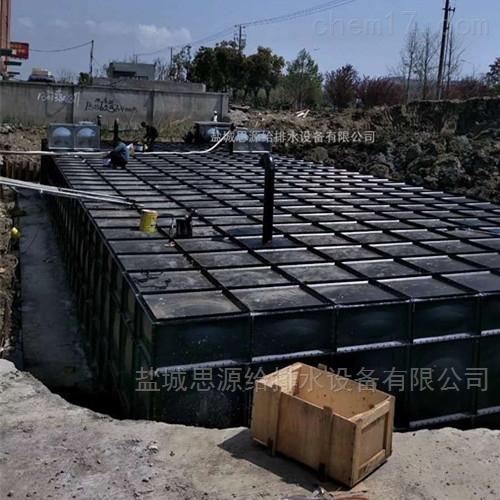 宿州地埋式消防水箱一体化泵站