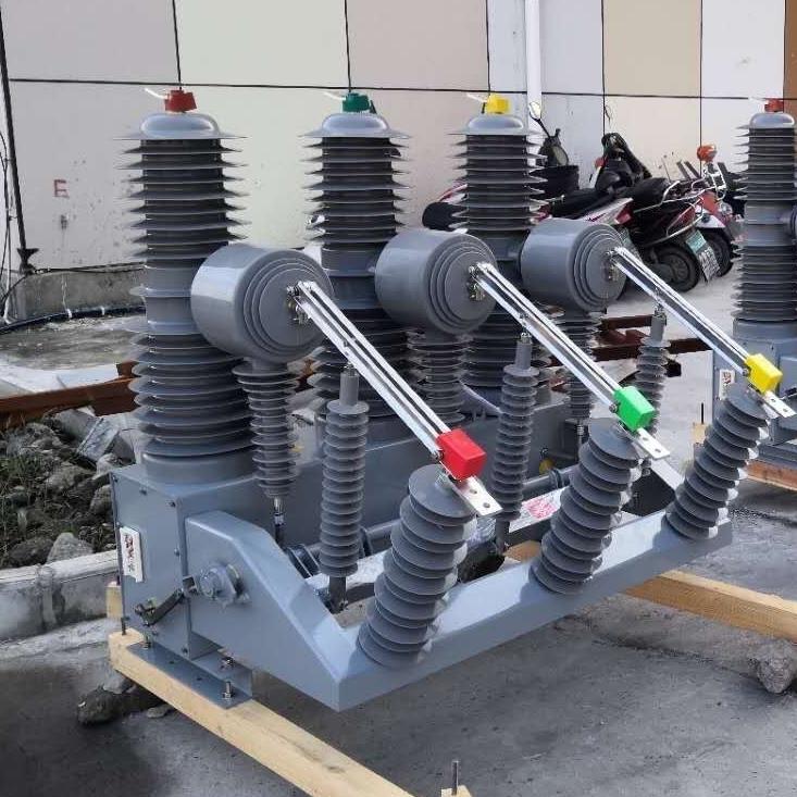 安阳市ZW32-40.5/1250A电站高压断路器