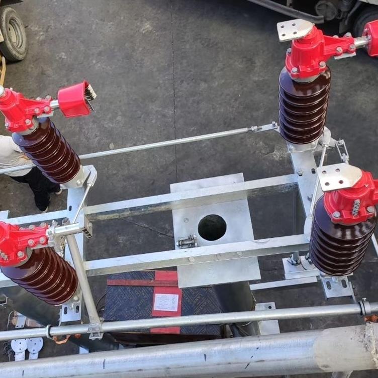 厂家供应GW4-40.5高压隔离开关
