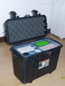 便携式烟气烟尘分析仪(烟尘+SO2+O2