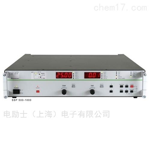 小功率直流电源_电子负载SSP系列