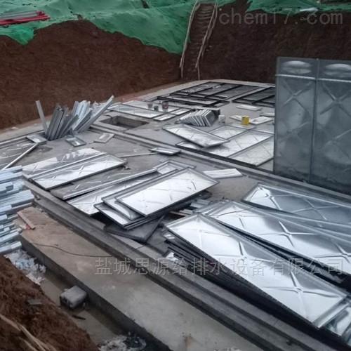 装配式地上箱泵一体化泵站