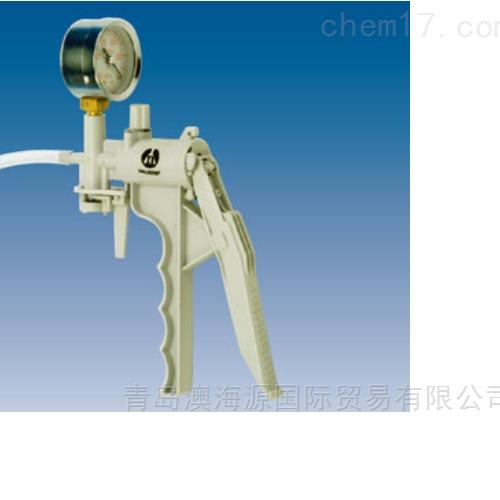 080870-10微型泵 日本柴田SIBATA手动真空泵