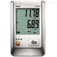 testo 176 T2德国德图TESTO温度数据记录仪