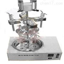 QYLHW-4水质硫化物酸化吹气仪4位