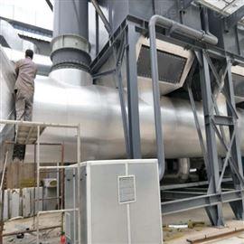 齐全铁皮保温通风管道保温施工配有专业队伍