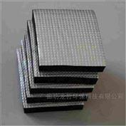 橡塑海绵复合铝箔外墙高密度橡塑板海绵保温棉板