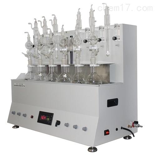 吉林硫化物酸化吹气仪
