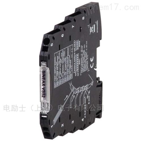 有源信号隔离放大器_转换器SINEAX VS52
