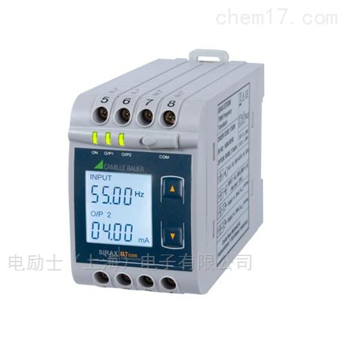单功能电流变送器_转换器SIRAX BT5000系列