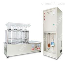 QYKDN-AS-08A国标凯氏定氮蒸馏装置