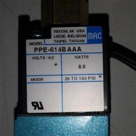 美国原装MAC电磁阀PPE-614B AAA
