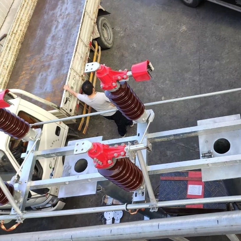重庆市GW4-40.5DW/630A高压刀闸隔离开关