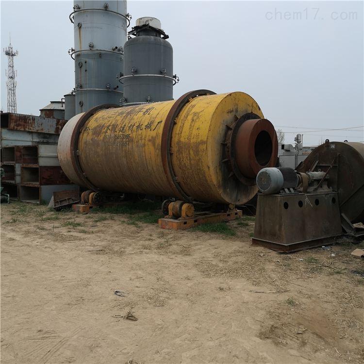 回收出售二手单滚筒烘干机 三筒干燥机