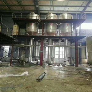 浙江出售二手三效外循环蒸发器
