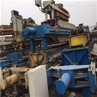 二手厢式压滤机-300-350-400-450-500平方
