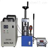 NLH-600A圆柱形热压机
