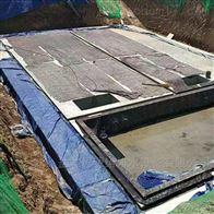 抗浮式成都抗浮地埋式消防水箱的优点