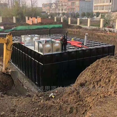 洛阳SW大模块地埋式箱泵一体化厂家