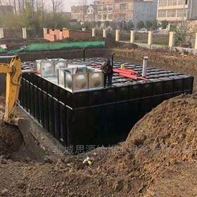 地埋箱泵一体化基础开挖要求