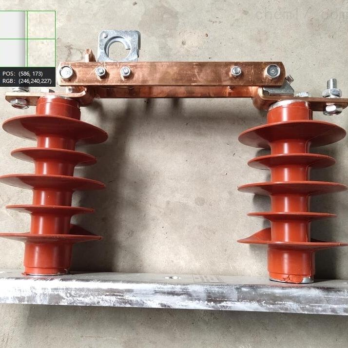 成都市GW9-10kv单接户外柱上手动隔离开关
