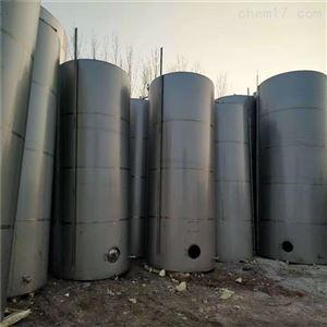 厂家转让二手不锈钢单层储罐