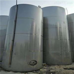 厂家转让二手不锈钢储罐
