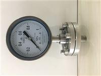 Y- 100BF/MF 不锈钢隔膜压力表