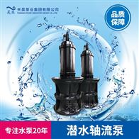 QZB/QZ芜湖1400QZB潜水轴流泵安装方式及用途