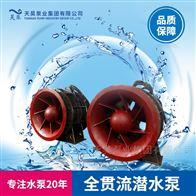 哈尔滨电厂700QGWZ全贯流潜水电泵生产厂家