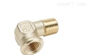 SAE J530美国PARKER派克黄铜管螺纹接头
