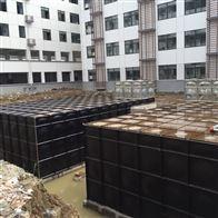 新余地埋式消防智能型箱泵一体化泵站