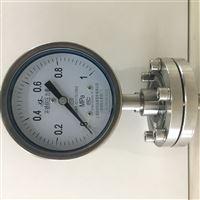 Y- 100BF/ MF不锈钢隔膜压力表