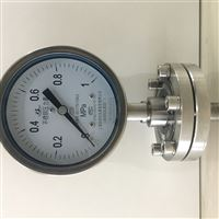 Y- 150BFZ/MF不锈钢隔膜压力表