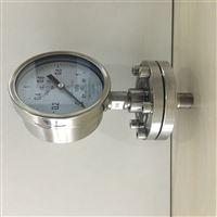 Y -100 BF/MF不锈钢隔膜压力表