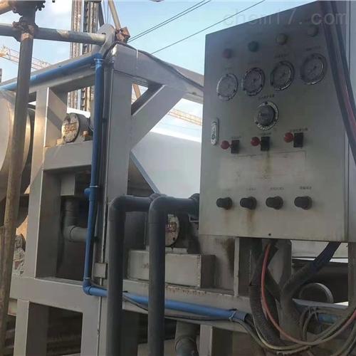 二手带式泥浆压榨机