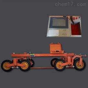 智能八轮平整度试验仪触摸屏重型无线采集