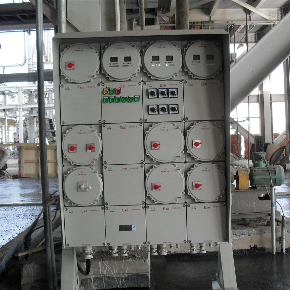 电伴热控制箱安装调试