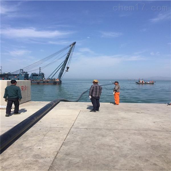 揭阳沉管施工公司取排水管道水下安装