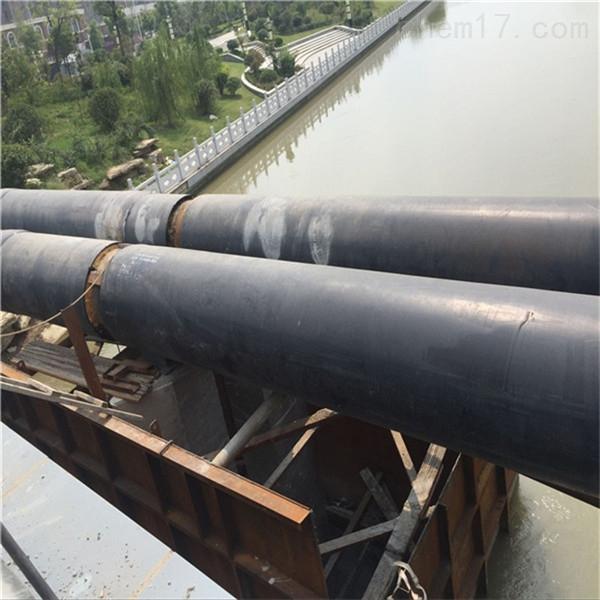 沉管法施工公司-水下安装输水管道