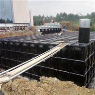 呼和浩特地埋式消防水池水箱CFD