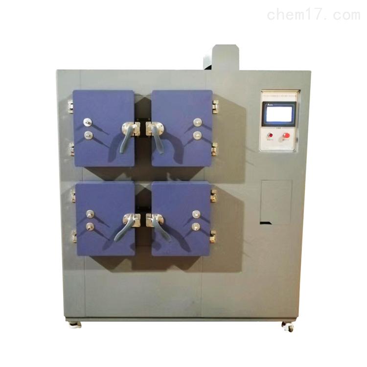 塑胶跑道VOC环境测试箱
